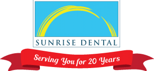 sunrise dental Logo